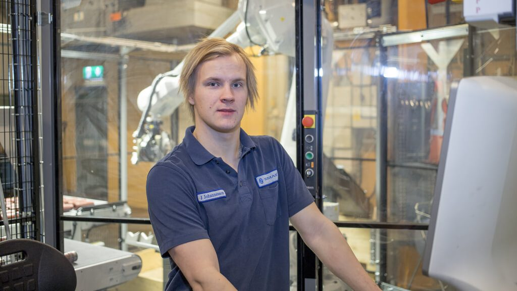 Meet Our Employee Erik Djuvfeldt