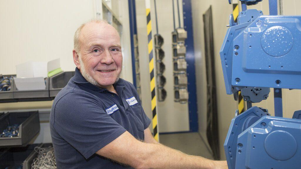 Meet Our Employee Jorgen Brunzell