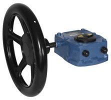 Manual Actuators Gear Unit