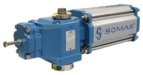 Pneumatic Actuator Type A